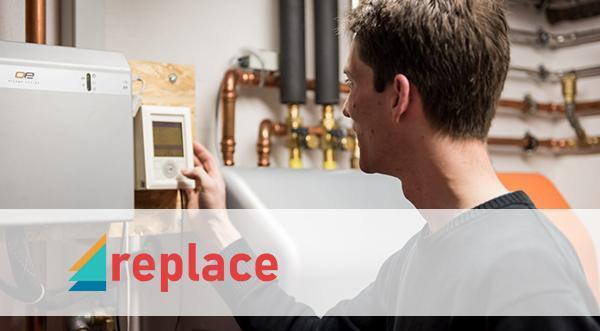 REPLACE Newsletter header